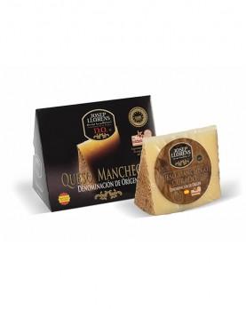 Pack cuña queso manchego D.O curado 250 gr